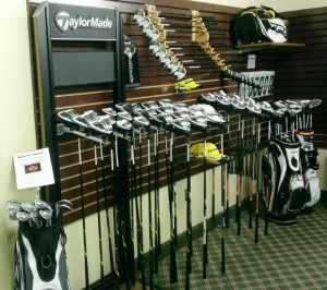 Taylormade Display